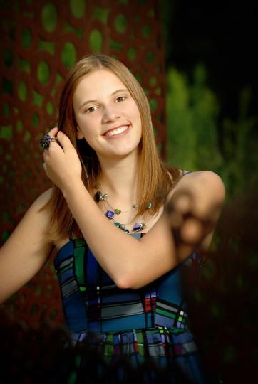 senior girl 2010