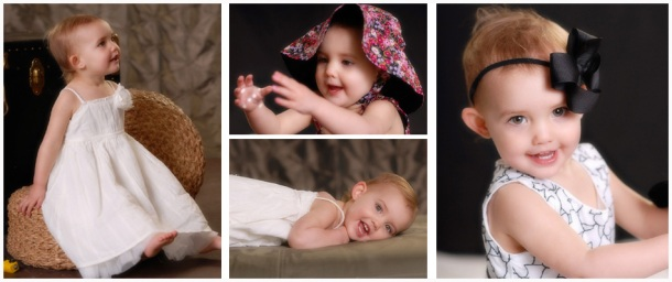 Portraits of children