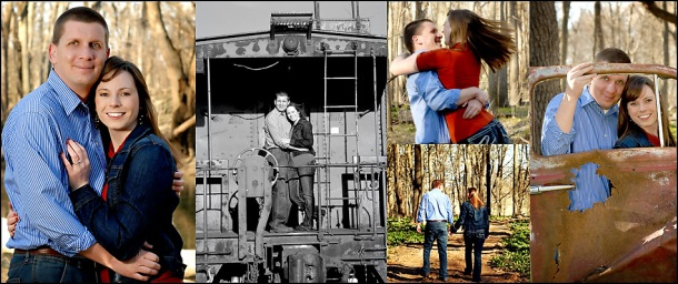 engagement pictures by Laura Trovillion Photography