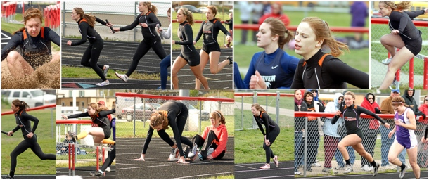 HOIC conference girls High Schol track
