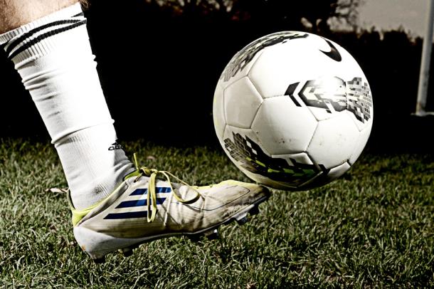 senior photos - Soccer sportrait