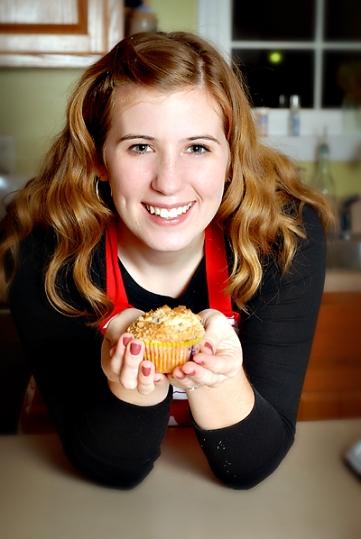 photostory - maggie bakes