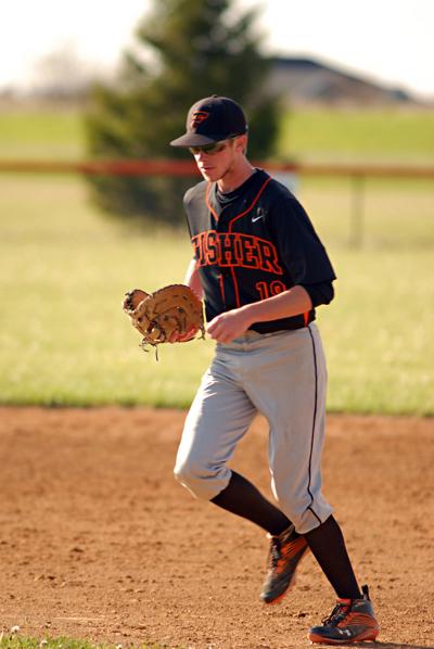 FHS Baseball Player