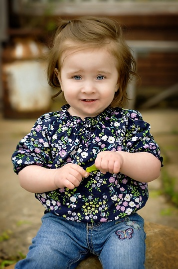 photo of 15 month old
