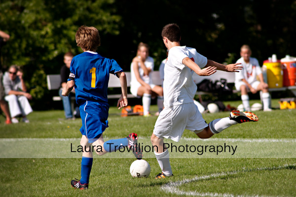 Fisher/GCMS action soccer photos