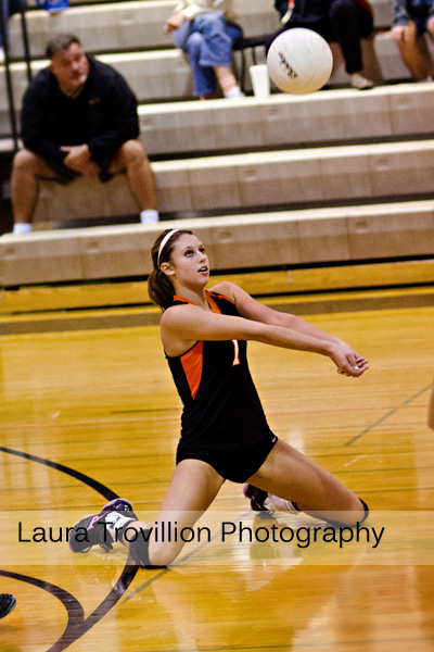 Fisher volleyball 2012