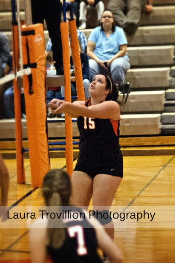 Volleyball action photos