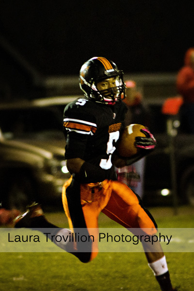 Fisher Football 2012 By Laura Trovillion Photography