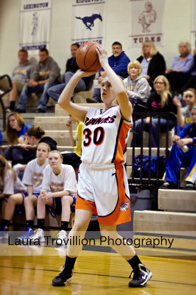 Fisher Girls Basketball