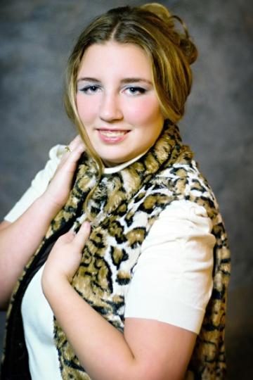 2013 senior girl photographs