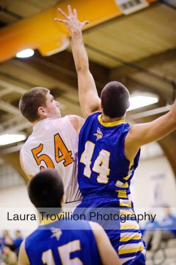 Fisher High School Basketball Action Photos