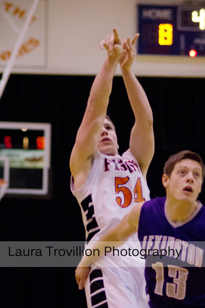 Basketball action photos by Laura Trovillion Photography
