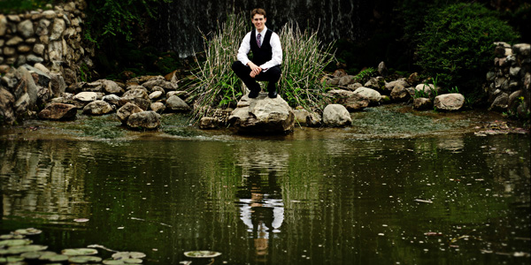 Mahomet class of 2013 senior boy - Tim