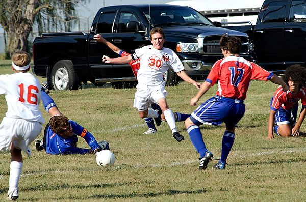 Sports Action - Soccer