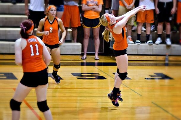 Sports action photos