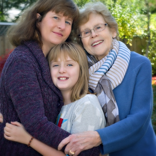 mother-daughter-granddaughter portraits
