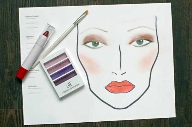 face sheets ,free makeup