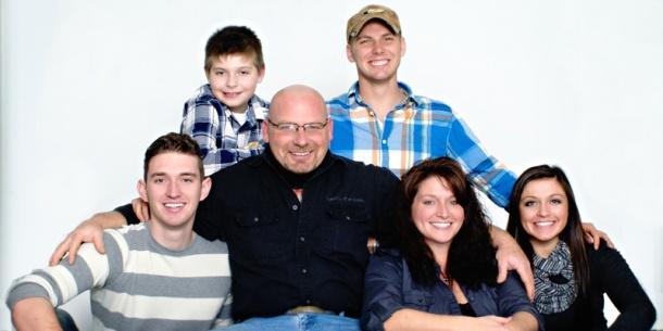 Senior Family Portraits