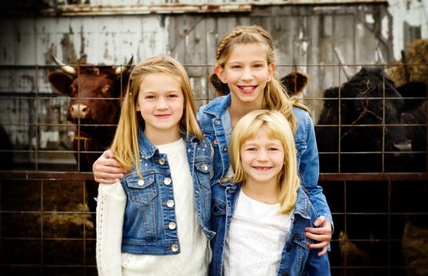 portraits on the farm!