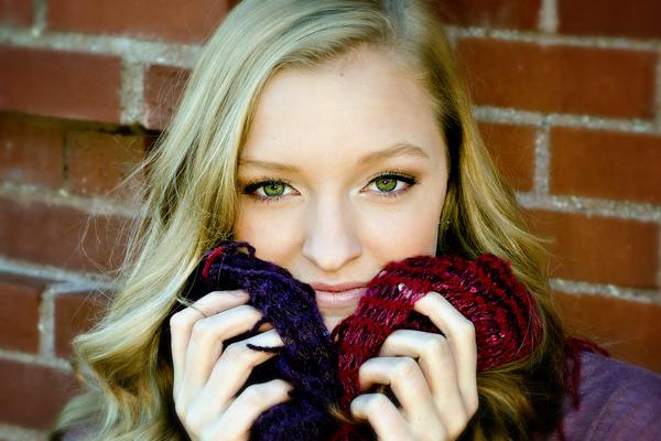 2016 senior portraits - girl