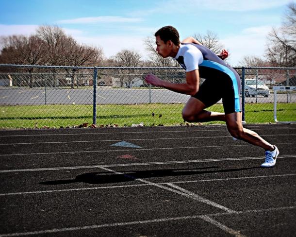 2016 Senior guy track